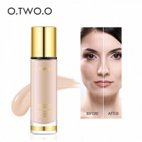 Тональный крем O.TWO.O Gold Invisible Cove Foundation  30 мл (9983)