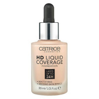 Тональная основа Catrice HD Liquid Coverage Foundation 30ml