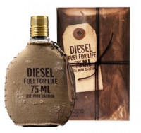 "Diesel ""Fuel for Life"" for men 75 ml"