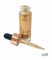 "Жидкий хайлайтер Chanel ""Custom Enhancer Drops"" 15ml ( Gold ) (2)"